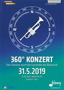 Titel OS Fenster - 360 Grad Konzert